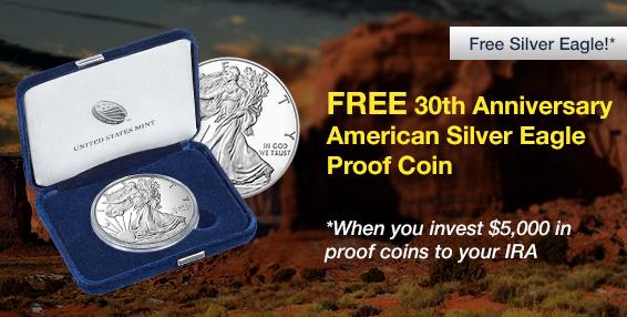 Free Silver Eagle