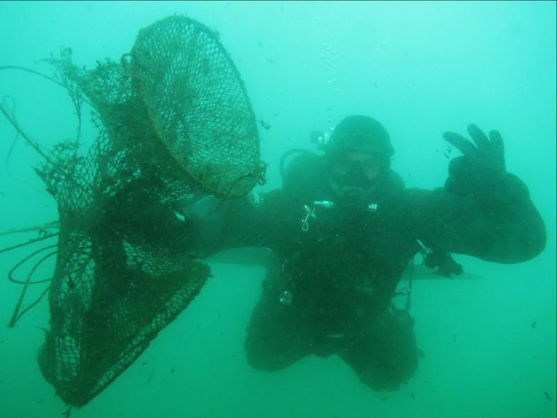 Más de mil voluntarios retirarán basura de debajo del mar este fin de semana