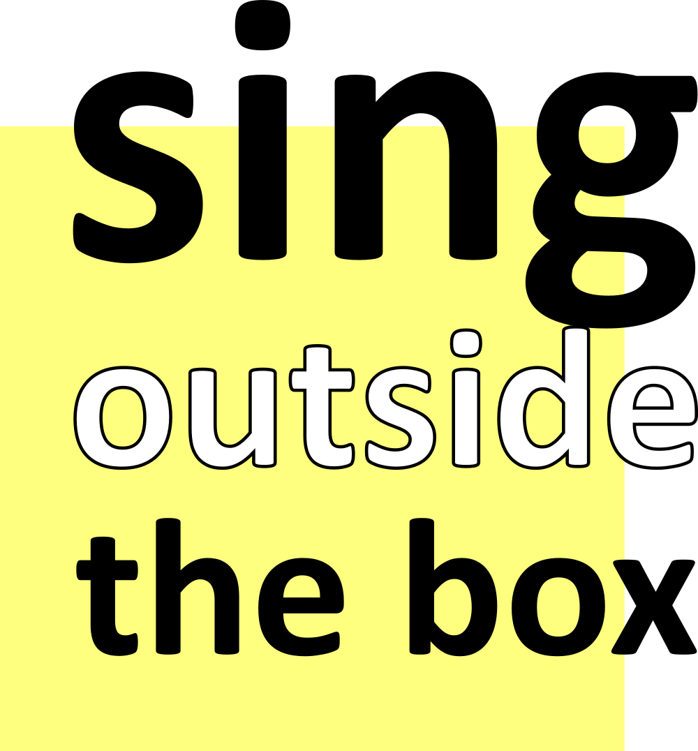 Sing Outside The Box