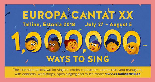 Europa CANTAT Festival XX