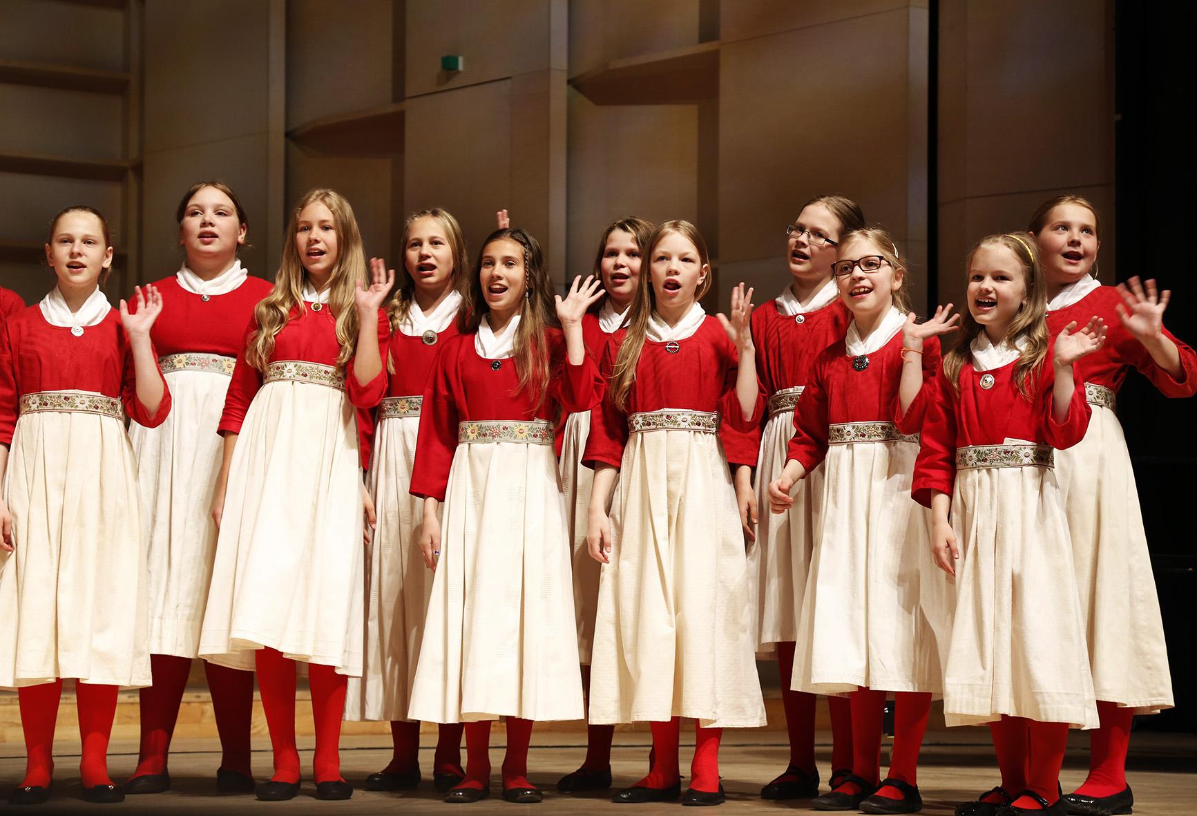 Estonian Children´s Choir