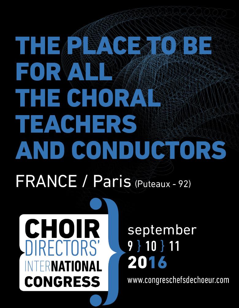 International Congress of choir directors