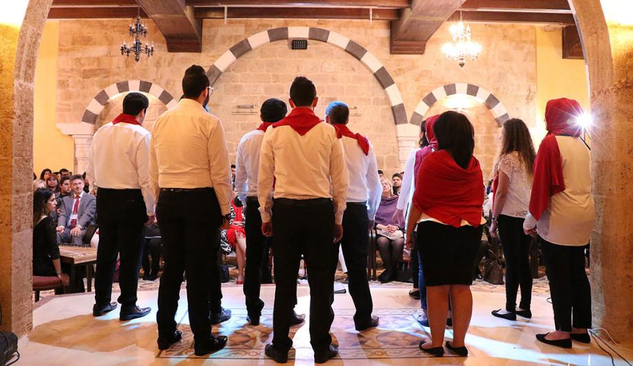 Lebanese Int Choir Festivla