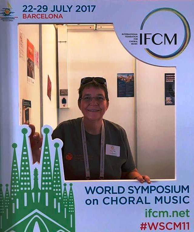 ECA-EC at World Symposium on Music