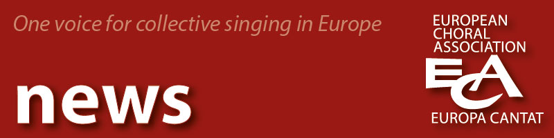 European Choral Association Newsletter