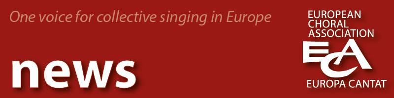 European Choral Association Newsletter