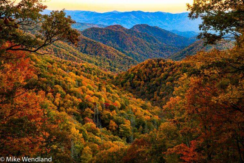 RV Lifestyle Trip Highlight - Great Smokey Mountains National Park