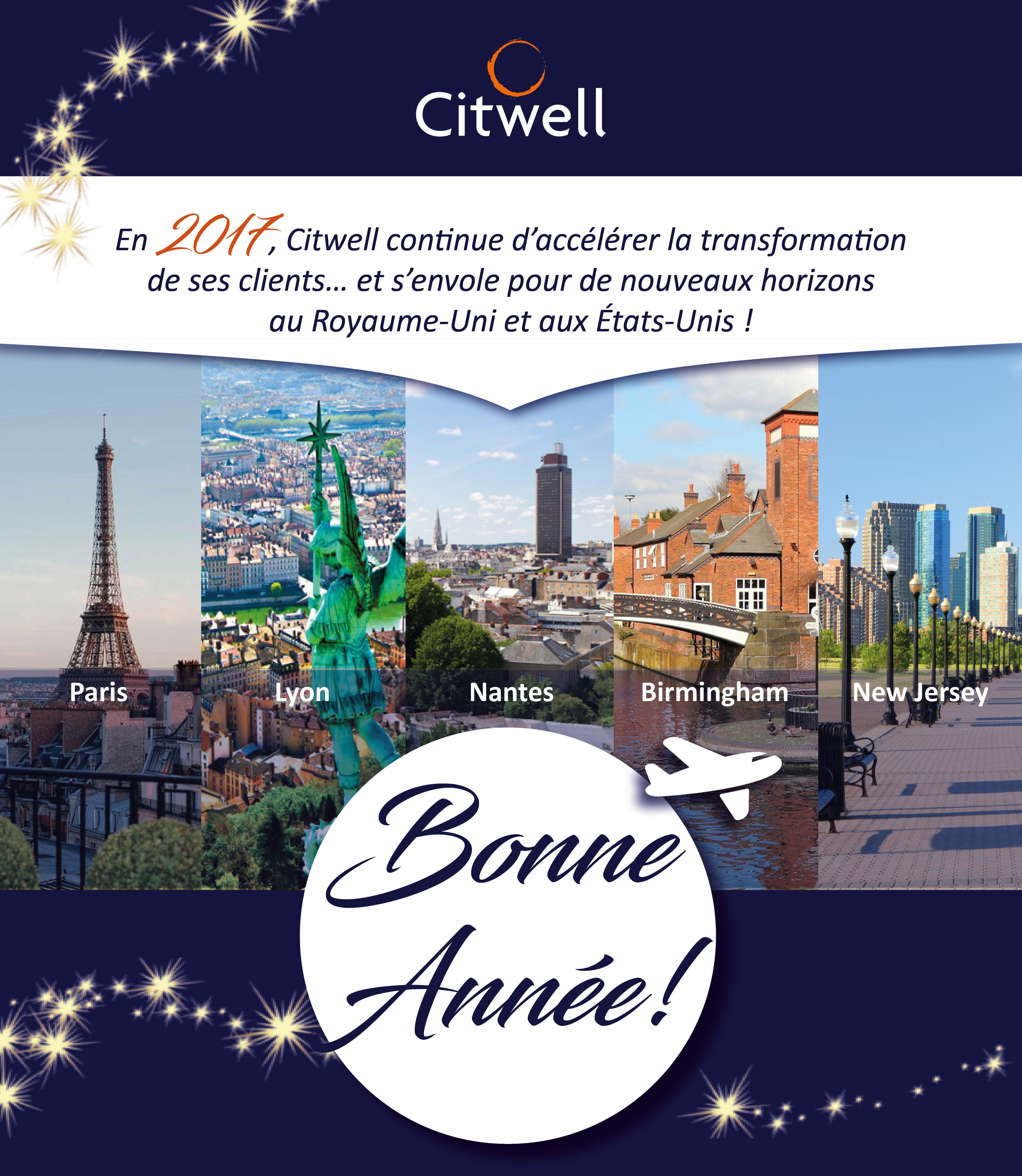Carte de Vœux 2017 Citwell