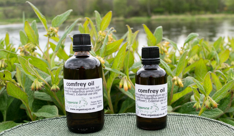 Comfrey Oil Macerate