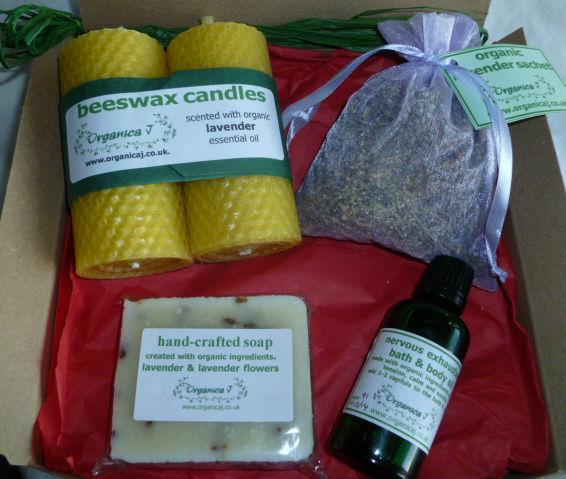 Love Organic Gift Box - two