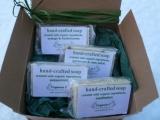 Organic Soap Box - one
