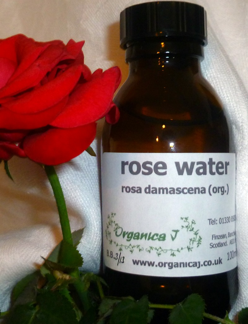 Rose Water now back in stock