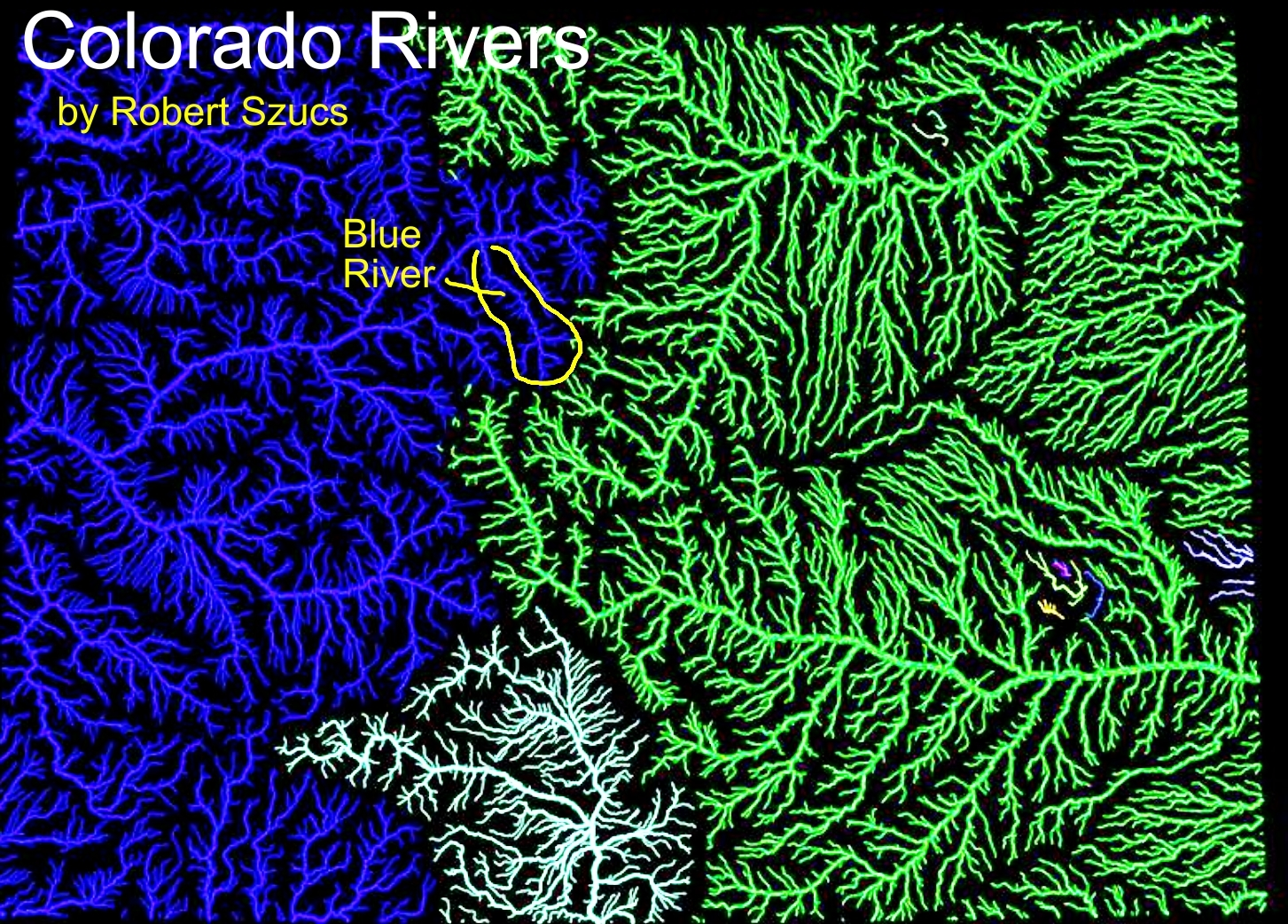 Colorado Rivers