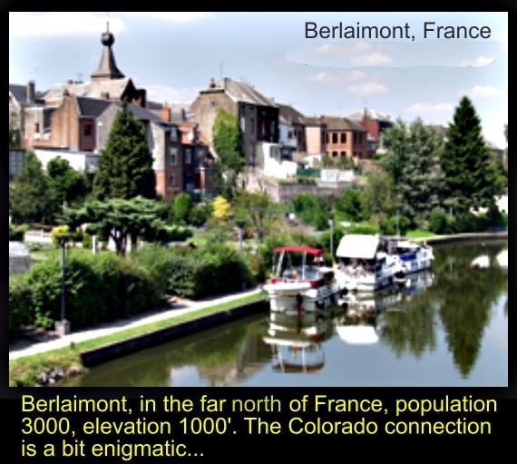 Berlaimont, France