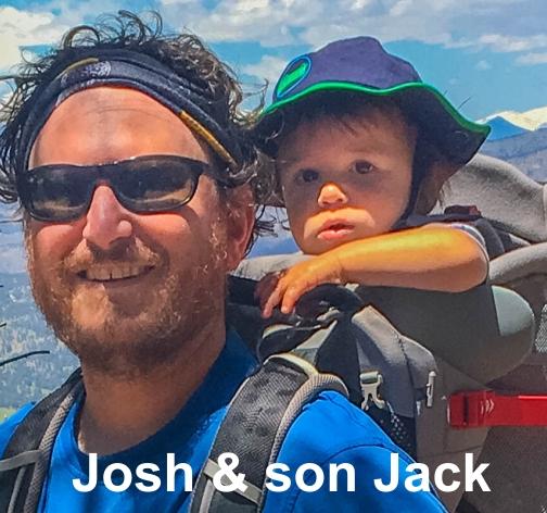 Josh & son Jack
