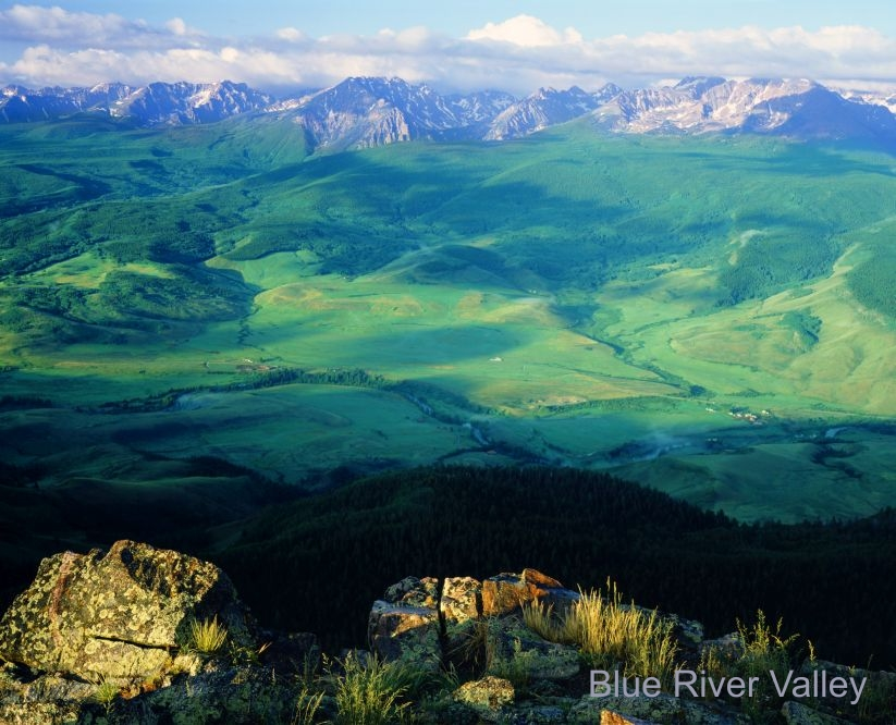 Blue River Valley