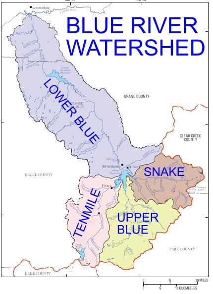 Blue RIver Watershed