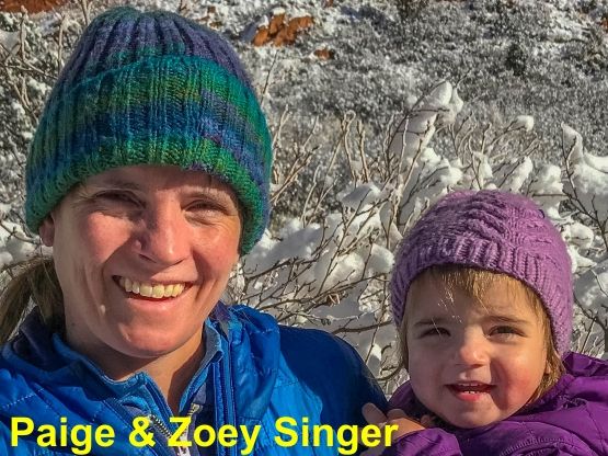 Paige & Zoey Singer