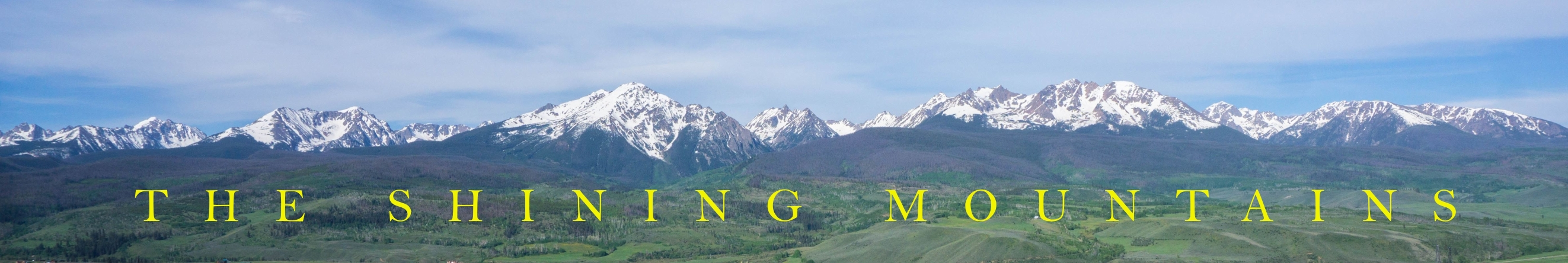 The Shining Mountains