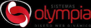 Logo Sistemas Olympia Diseño Web Dinámico
