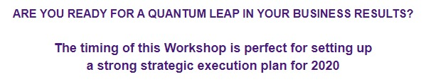 Ready for a quantum leap in your business results?