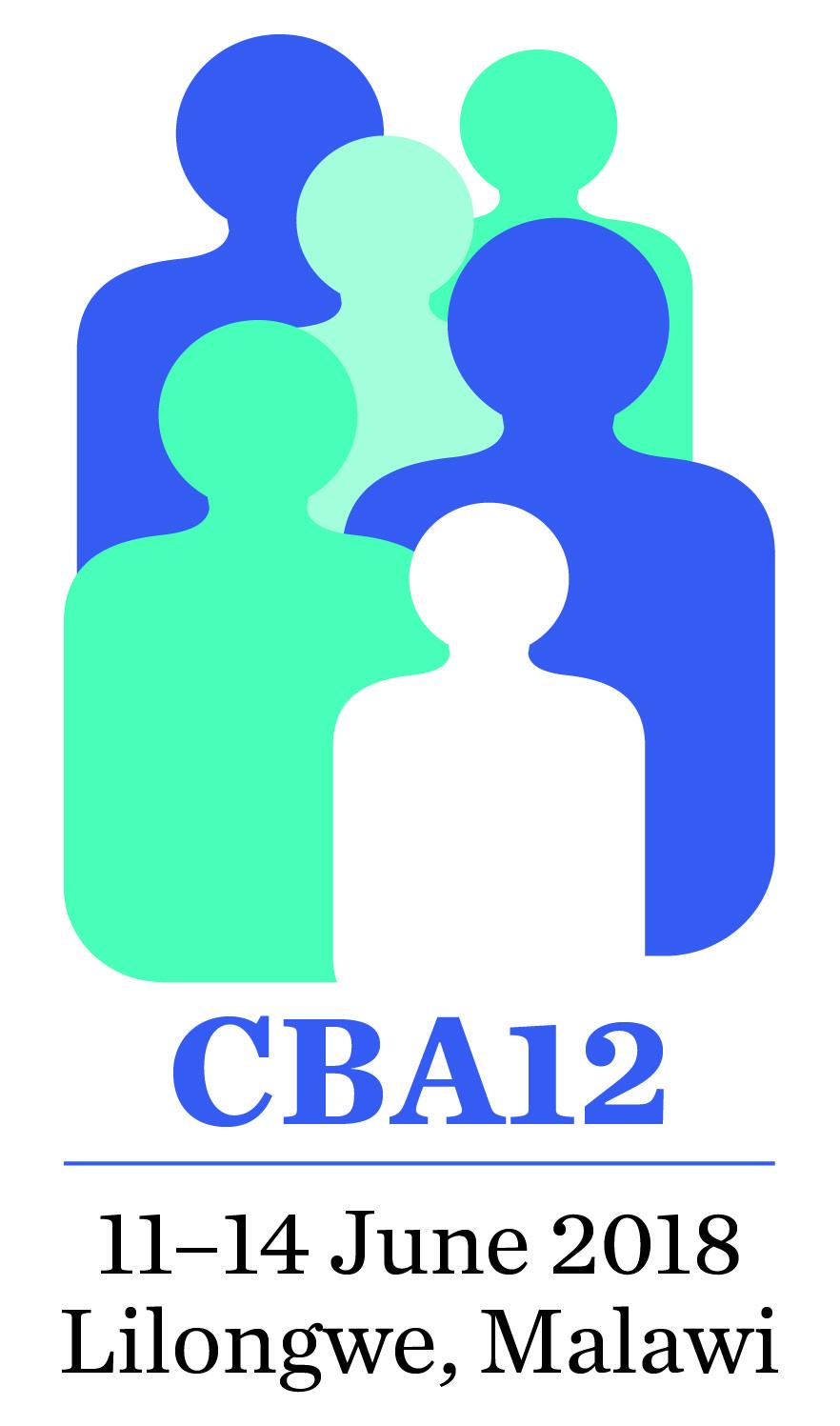 CBA12, 11-14 June 2018