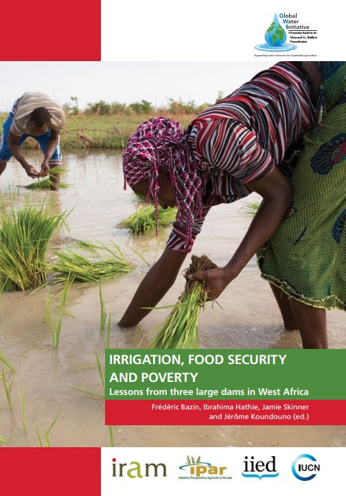 Irrigation, food security and poverty – Lessons from three large dams in West Africa
