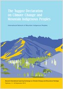 Tuggoz Declaration on Climate Change and Mountain Indigenous Peoples
