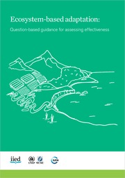 Ecosystem-based adaptation: Question-based guidance for assessing effectiveness