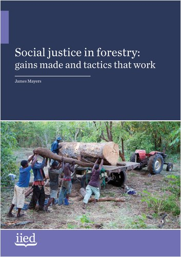 Social justice in forests: gains made and tactics that work. A report from the Forest Governance Learning Group