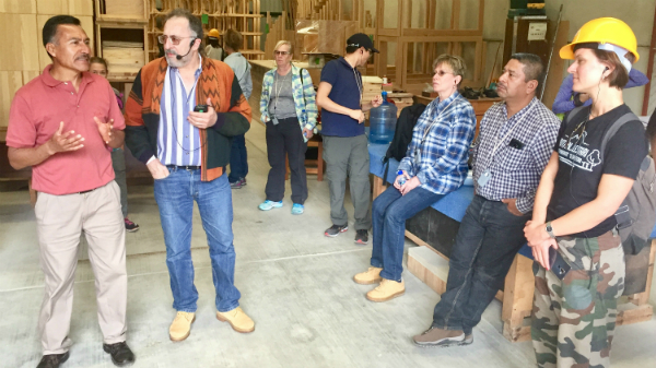 A community-owned furniture factory in Oaxaca, Mexico (Photo: Duncan Macqueen/IIED)