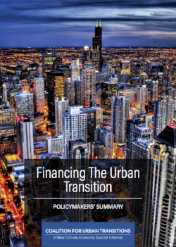 Financing the Urban Transition: Policymakers' Summary