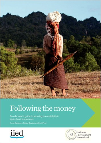 Cover image of Following the Money Guide