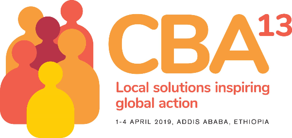 The 13th international conference on Community-Based Adaptation to Climate Change (CBA13)
