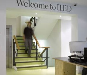 Welcome to IIED