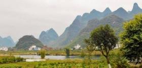 Countryside in Guangxi Autonomous Region, China. Photo: Duncan Macqueen