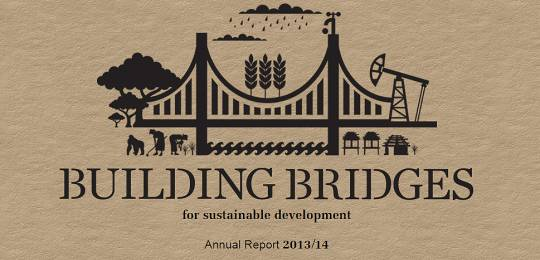 IIED 2014 annual report