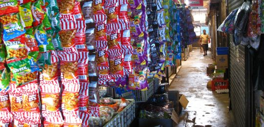 A snack store in Bandung, Indonesia (Photo: Ikhlasul Amal, Creative Commons via Flickr)