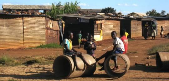 Local community in Zimbabwe