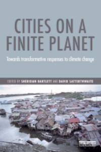 Cities on a Finite Planet book cover