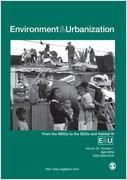 cover for Environment & Urbanization 28.1