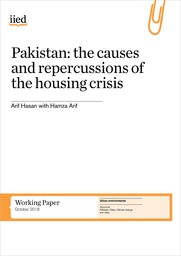 Pakistan: the causes and repercussions of the housing crisis