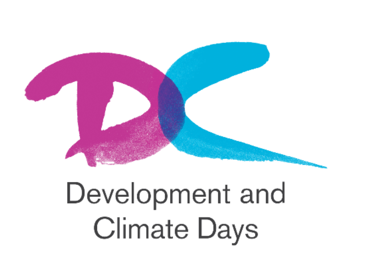 Development & Climate Days, 8 December 2019