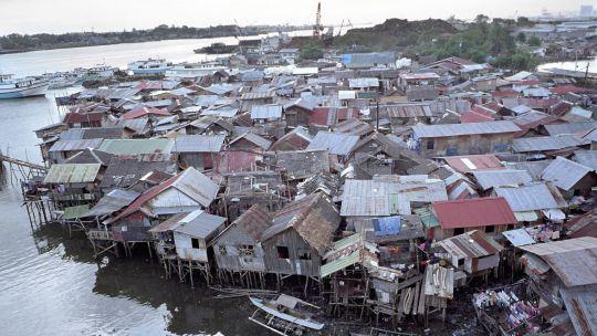 A billion urban dwellers live in informal settlements.