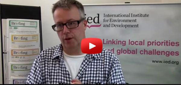Understanding the SDGs: Tom Bigg