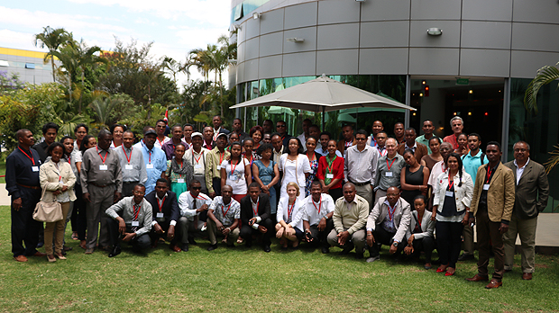 Photo from Madagascar dialogue event