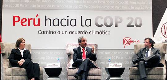 IIED will be at this year's UN Climate Change Conference (COP20) in Lima, Peru from 1-12 December 2014