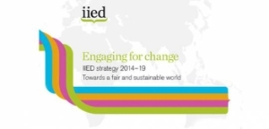 Engaging for change strategy document