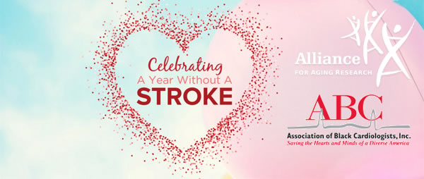 Celebrating a Year Without a Stroke Campaign