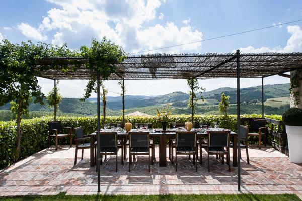 Villa Colli, Tuscany